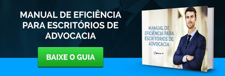 Manual de Eficiência para Escritórios de Advocacia